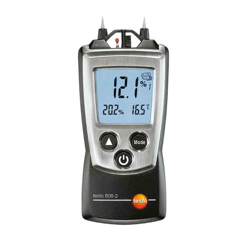 Testo Feuchtigkeitsmessgerät-606-2